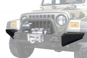 Rugged Ridge® - Standard Ends for XHD Modular Front Bumper