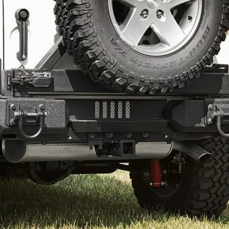 Rugged Ridge® - XHD Alumunium Rear Bumper Pods