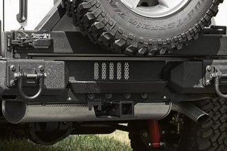 Rugged Ridge® - XHD Aluminum Rear Bumper Pods