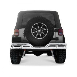 "Rugged Ridge® - 3"" Tube Rear Bumper"