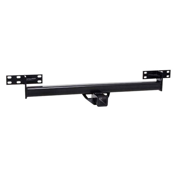 Rugged Ridge® - Receiver Hitch Rear Tube Bumpers