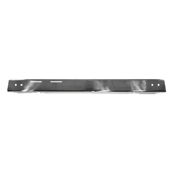 Rugged Ridge® - Front Bumper Overlay, Stainless Steel