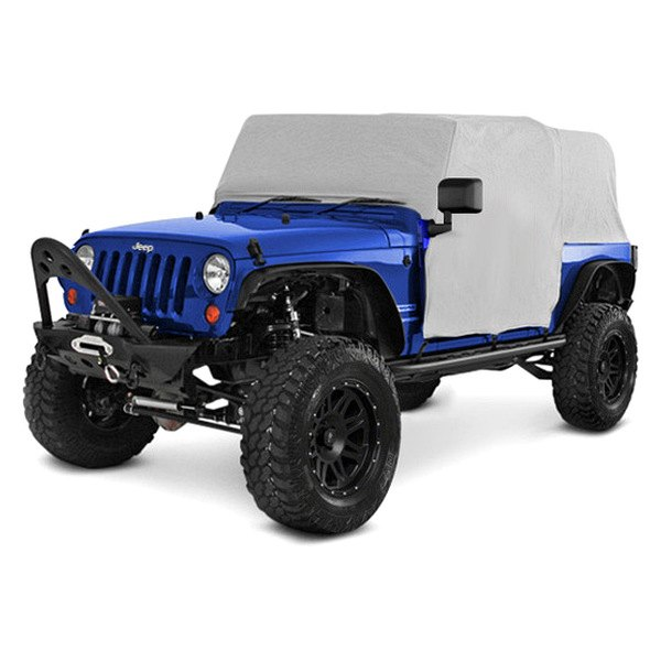 Rugged Ridge® - Water Resistant Vinyl Cab Cover