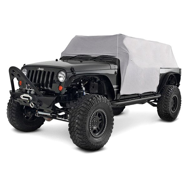 Rugged Ridge® - Weather Lite Cab Cover