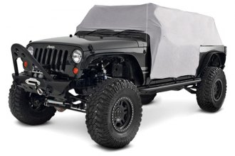 Rugged Ridge® 13318.10 - Weather Lite Cab Cover (2-Door)