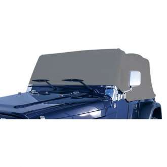 Rugged Ridge® - Gray Weather Lite Cab Cover