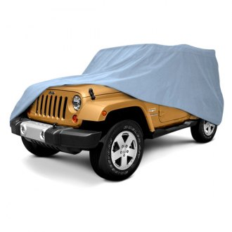 Rugged Ridge® - Three Layer Full Car Cover