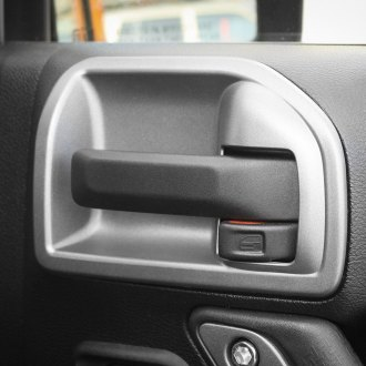 Rugged Ridge® - Door Latch Trim