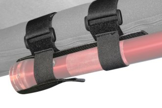 Rugged Ridge® - Sport Bar Flashlight Holder