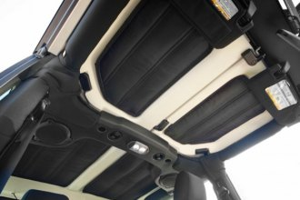 Rugged Ridge® 12109.04 - Hardtop Acoustic Sound Deadener for Jeep Wrangler 2011-2013