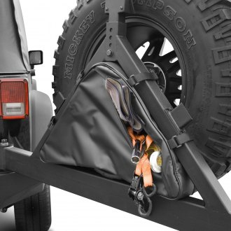 Rugged Ridge® - Tire Carrier Recovery Bag