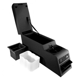 RUGGED RIDGE® - Ultimate Locking Console (Black)