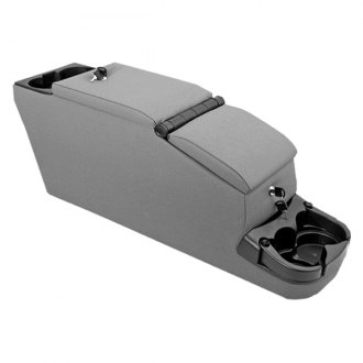 RUGGED RIDGE® - Ultimate II Locking Console (Gray)