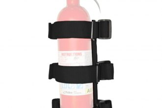 Rugged Ridge® - Sport Bar Fire Extinguisher Holder
