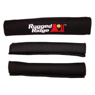 RUGGED RIDGE® - Neoprene Door And Grab Handle Covers (Black)