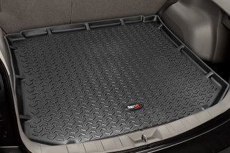 Rugged Ridge® 12975.31 - All Terrain Black Cargo Liner