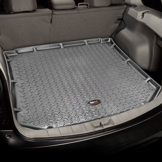 Image may not reflect your exact vehicle! Rugged Ridge® - Cargo Liner