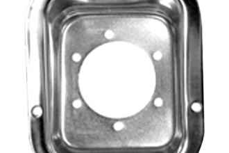 Rugged Ridge® - Stainless Steel Fuel Filler Bezel
