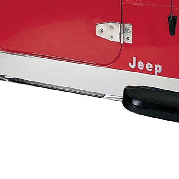 Rugged Ridge® - Stainless Steel Rocker Panel Cover