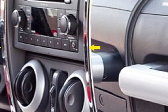 Rugged Ridge® - Center Dash Accent
