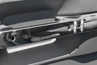 Rugged Ridge® - Door Grab Bar Trim