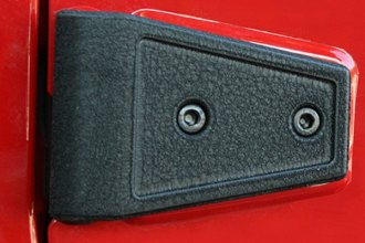 Rugged Ridge® 11202.05 - Door Hinge Covers