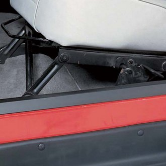 Rugged Ridge® - Door Entry Guards