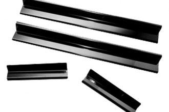 Rugged Ridge® 11216.11 - Door Entry Guards
