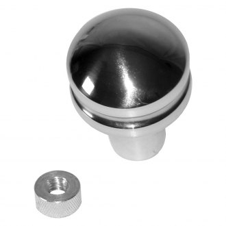 "Rugged Ridge® - Billet Shift Knob Blank, 3/8""-16 Thread"