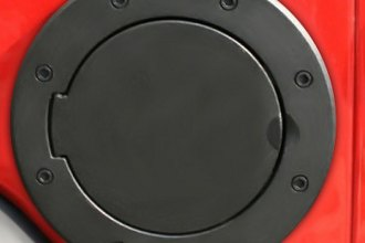 Rugged Ridge® 11425.05 - Gas Cap Cover