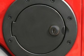 Rugged Ridge® 11425.06 - Gas Cap Cover