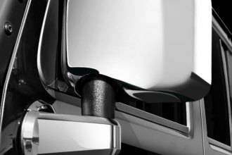 Rugged Ridge® - Chrome Mirror Covers