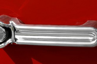 Rugged Ridge® 13311.11 - Chrome Door Handle Covers