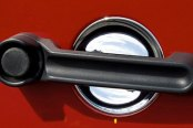 Rugged Ridge® - Door Handle Recess Guards, Chrome