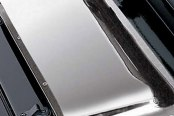Rugged Ridge® - Chrome Air Scoop