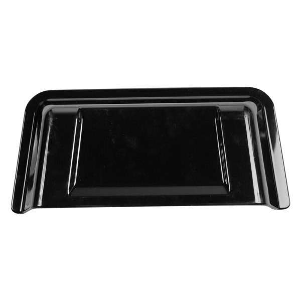 Rugged Ridge® - Hood Vent Scoop, Smoked