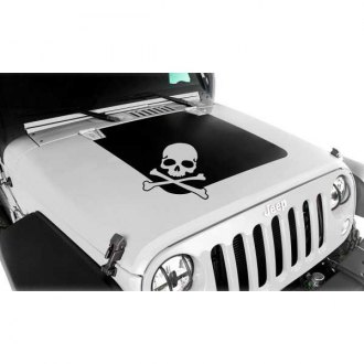 Rugged Ridge® - Skull Hood Decal