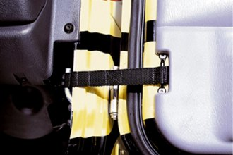 Rugged Ridge® - Adjustable Door Limiting Straps