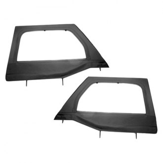 Rugged Ridge® - Upper Soft Doors (Front)