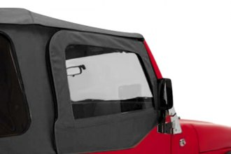 Rugged Ridge® - Replacement Upper Soft Doors