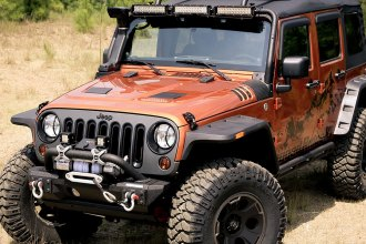 Rugged Ridge® - Hurricane Flat Fender Flare Kit