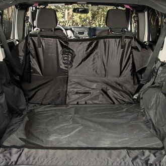 Rugged Ridge® - C3 Black Cargo Cover