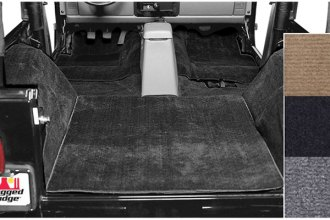 Rugged Ridge® - Deluxe Carpet Kit
