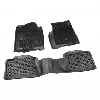 Rugged Ridge® - All Terrain Floor Mats