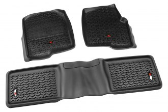 Rugged Ridge® - All Terrain Floor Liners