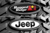 Rugged Ridge® - All Terrain Cargo Liners Logo Examples