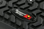 Rugged Ridge® - All Terrain 2nd Row Black Floor Liners