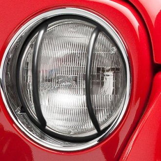 Rugged Ridge® - Euro Style Headlight Guards