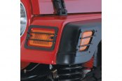 Rugged Ridge® - Euro Style Turn Signal And Side Marker Guards