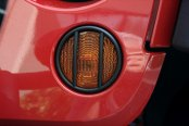 Rugged Ridge® - Euro Style Black Powdercoat Turn Signal Guards